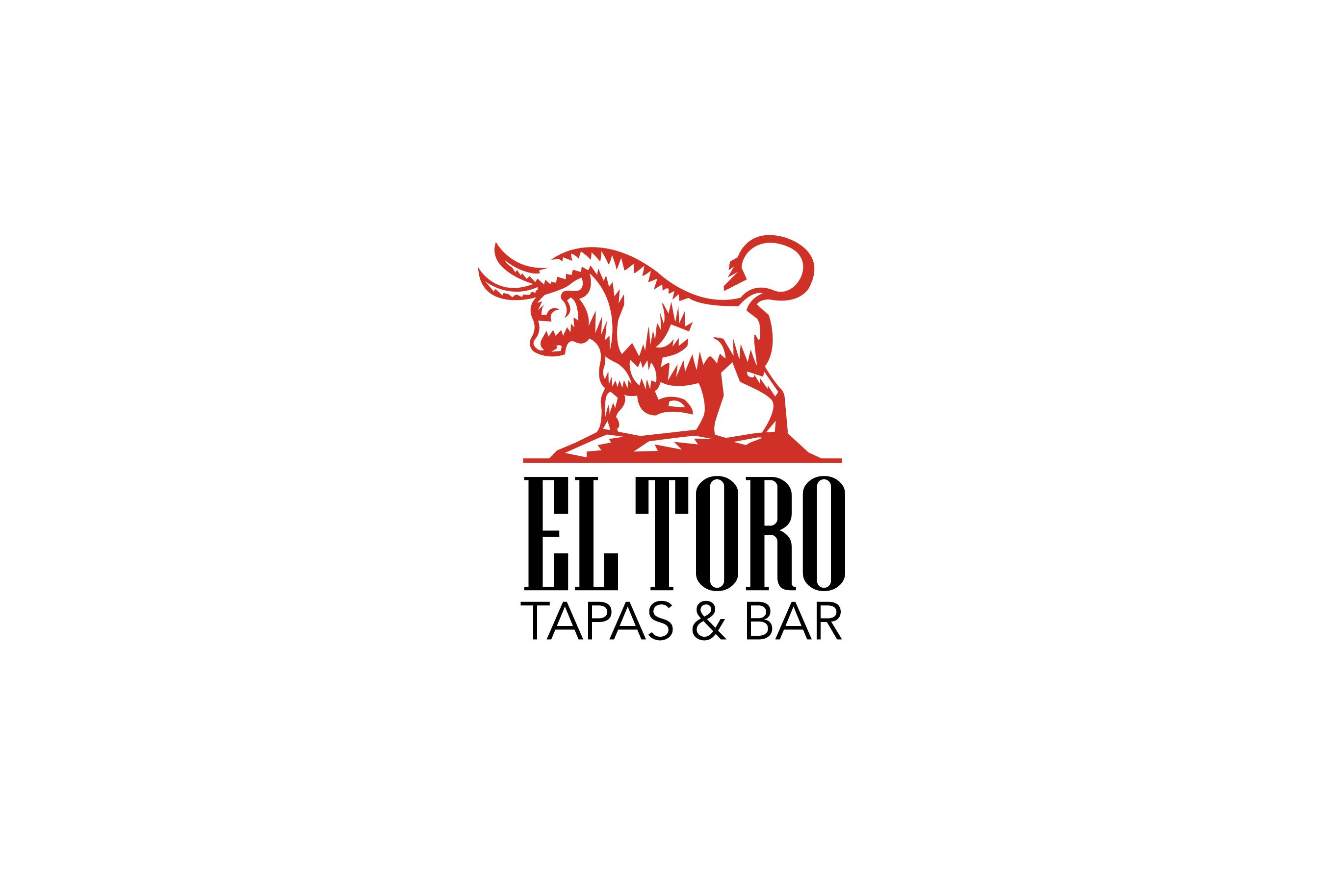el toro bull logo logo cowboy