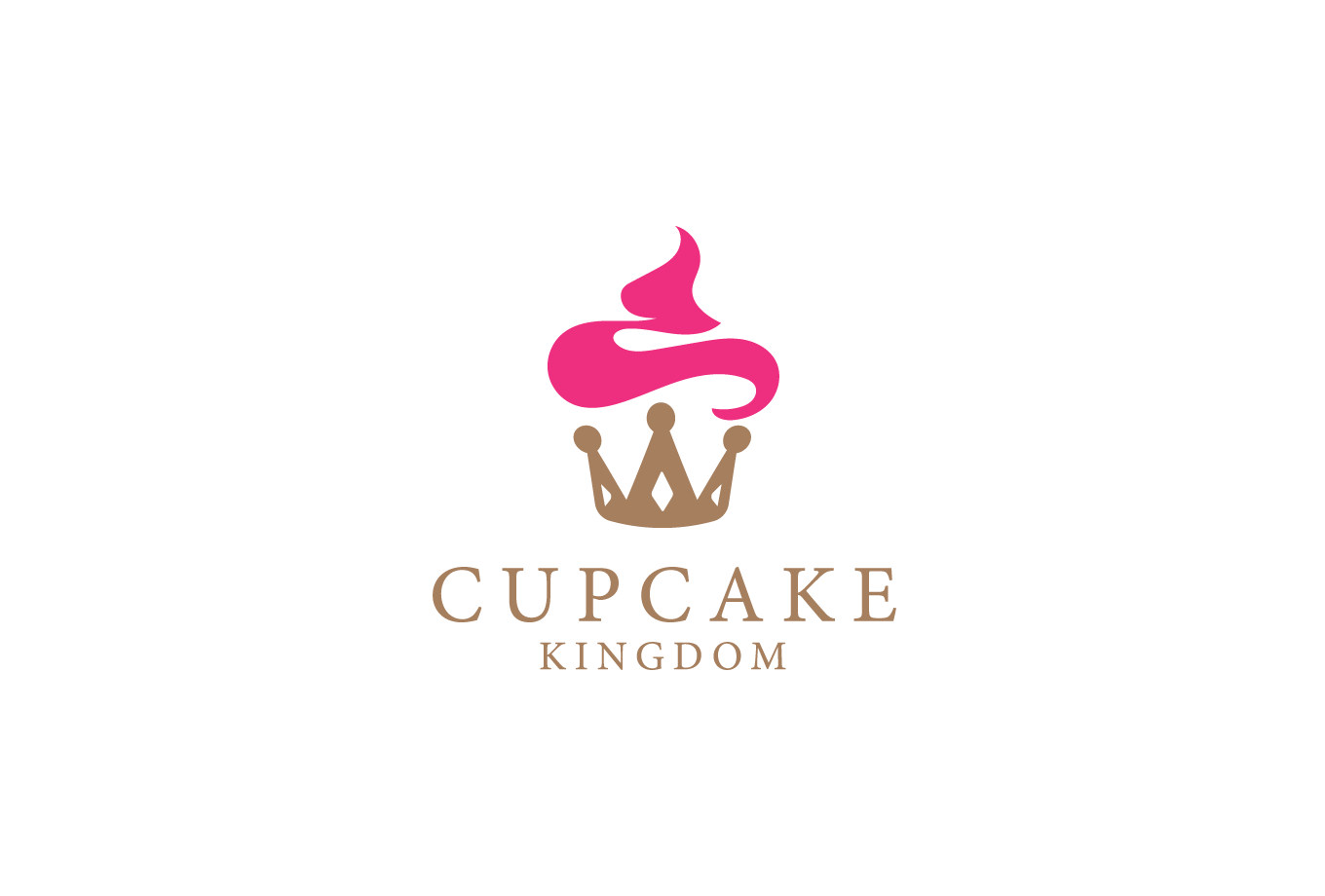 Home Design Company Names Cupcake Kingdom Logo Design Logo Cowboy