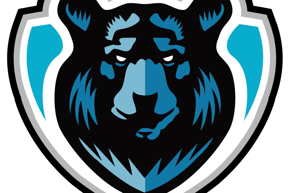 Kodiak Tools Black Bear Shield Logo Logo Cowboy