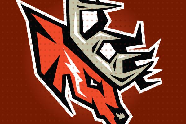 Redbuck logo design logo cowboy for Design lago