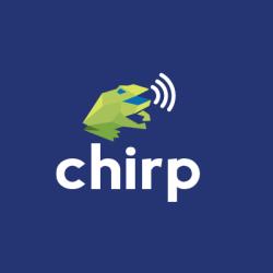 Chirp Frog Logo
