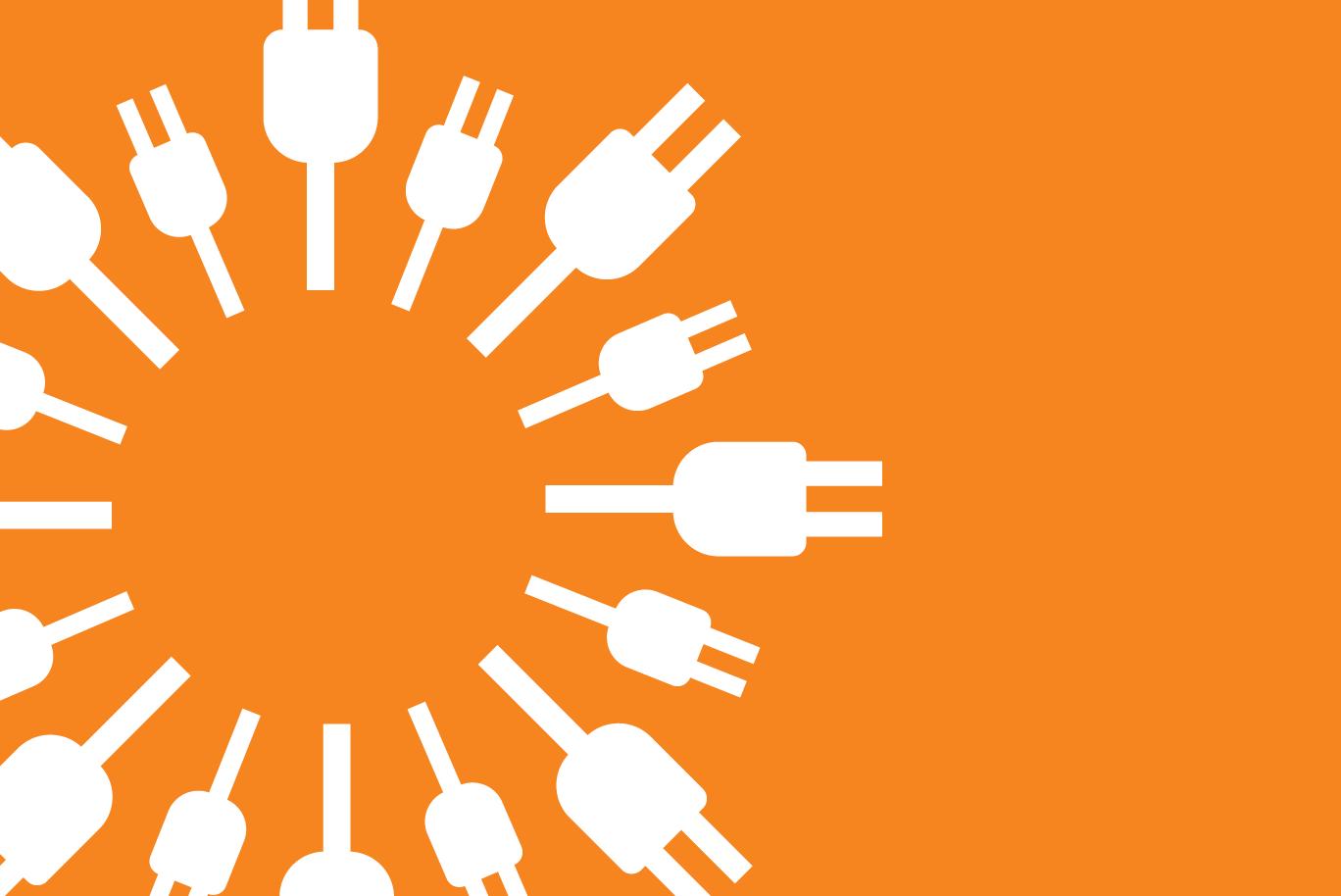 Get Solar Plug Sun Logo Logo Cowboy