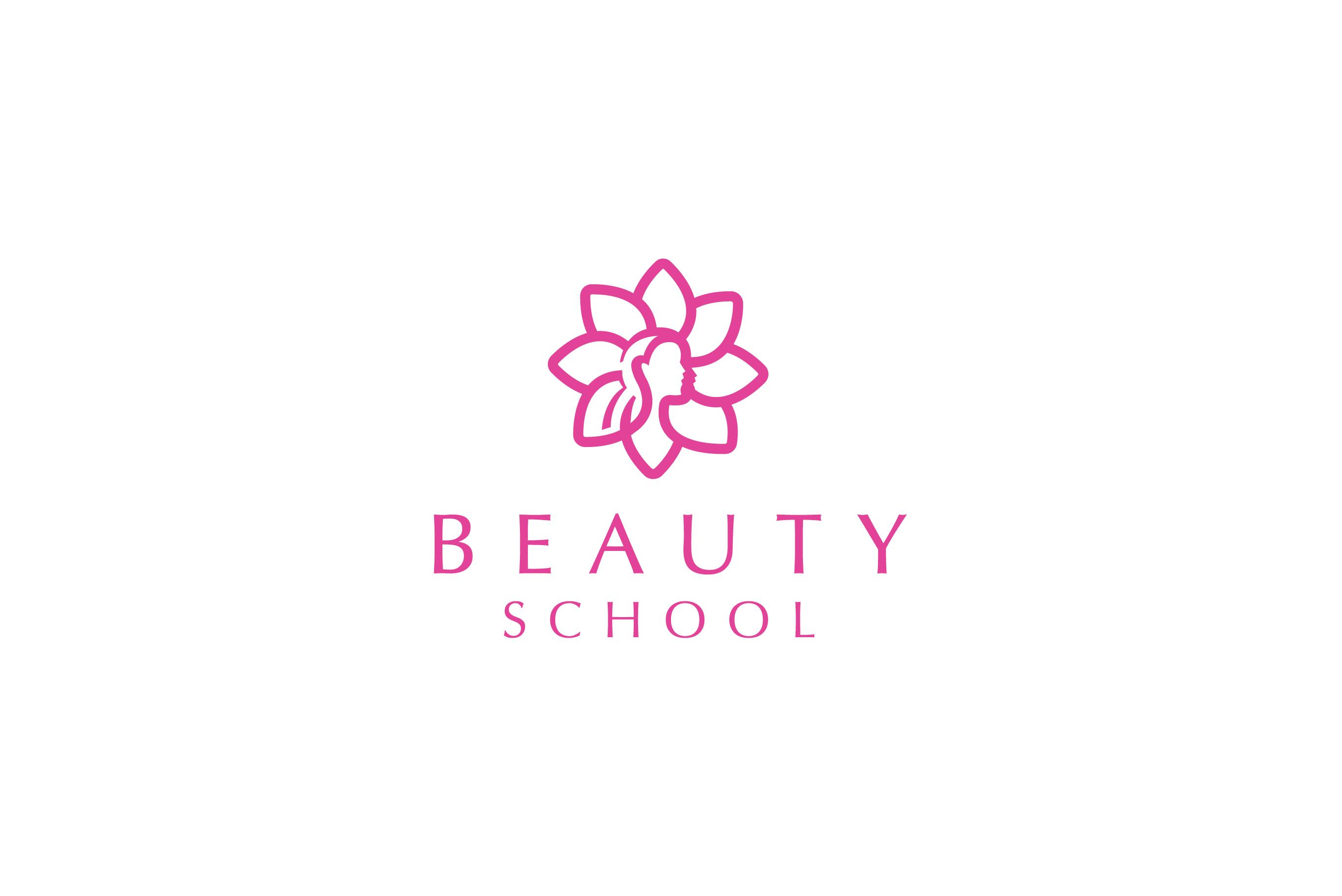 Sold Beauty School Logo Logo Cowboy
