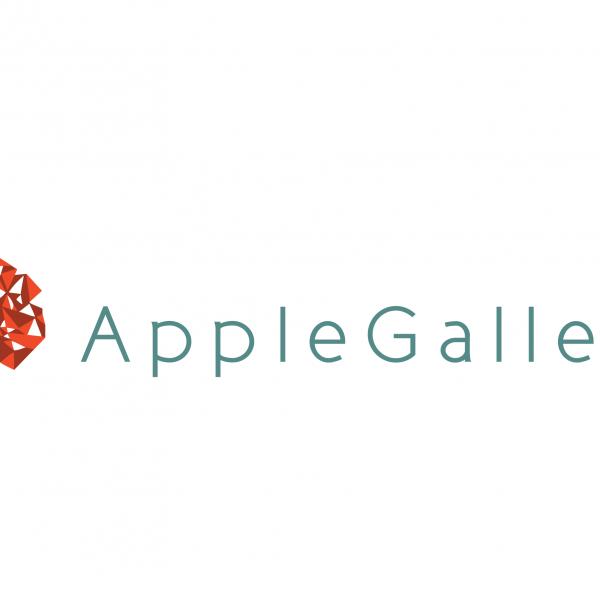 AppleGallery Apple Logo Design Logo Cowboy