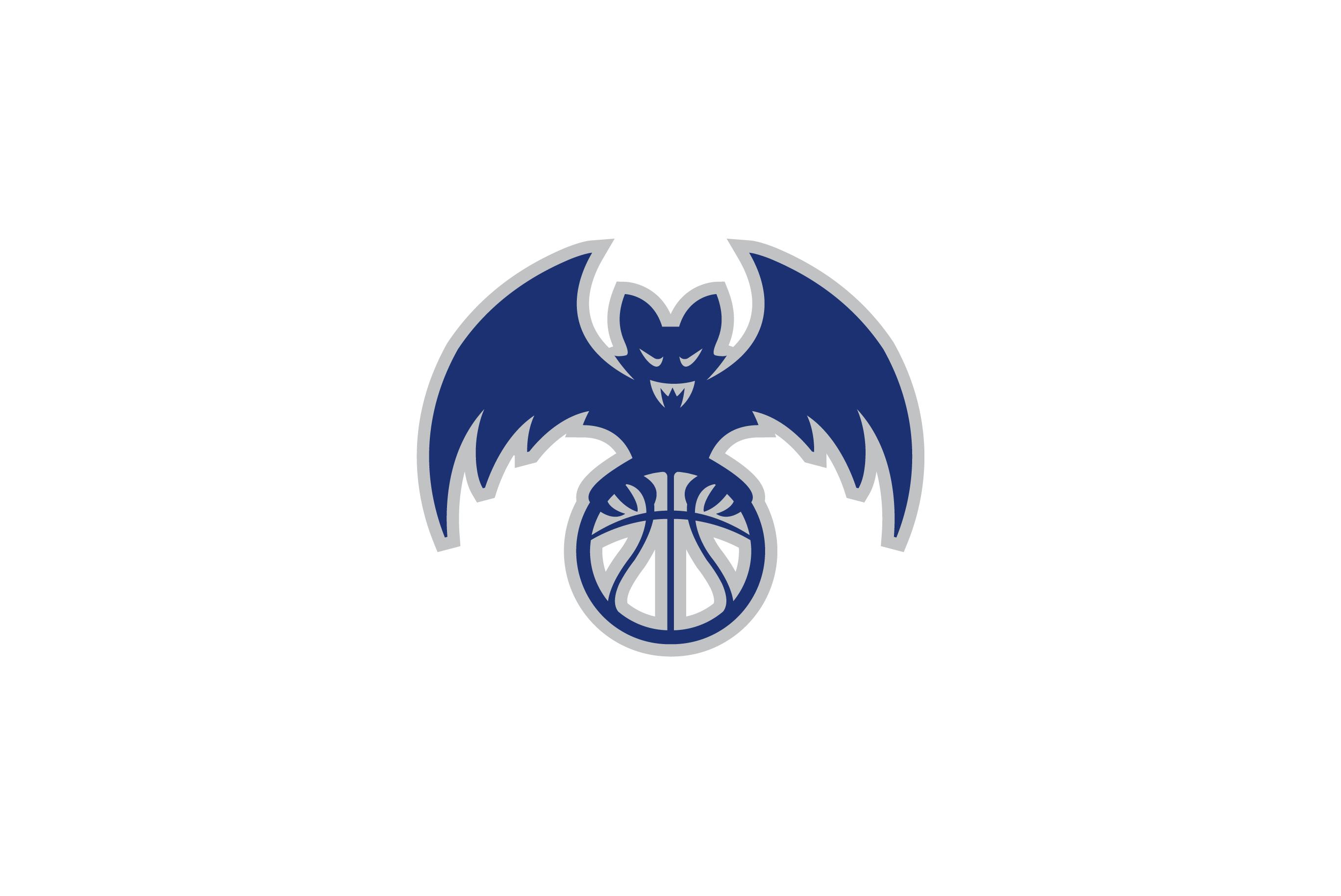 bat ball logo design logo cowboy