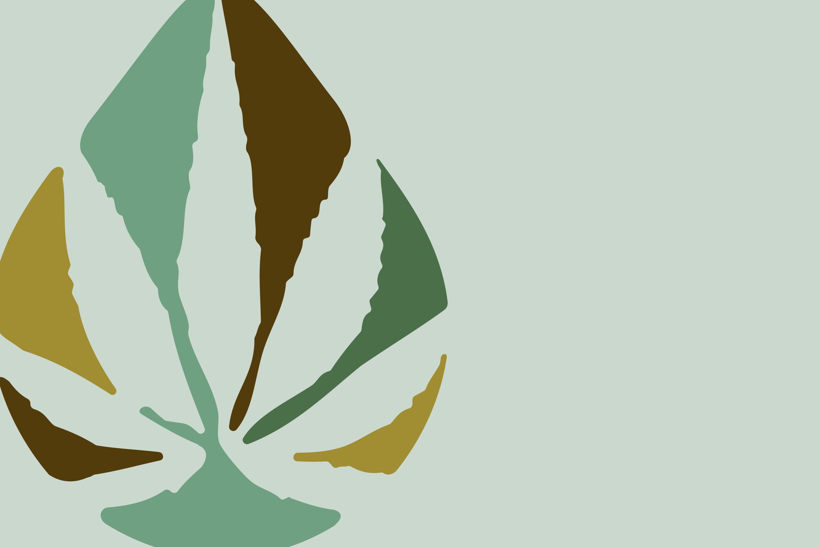 SOLD – ChillLounge Leaf Marijuana Logo Design | Logo Cowboy
