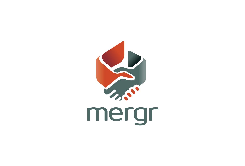 Merger hand logo design logo cowboy for Design lago