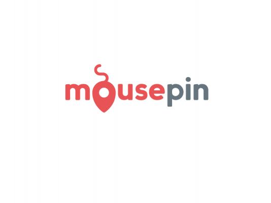 MousePin Mouse Logo Design : Logo Cowboy