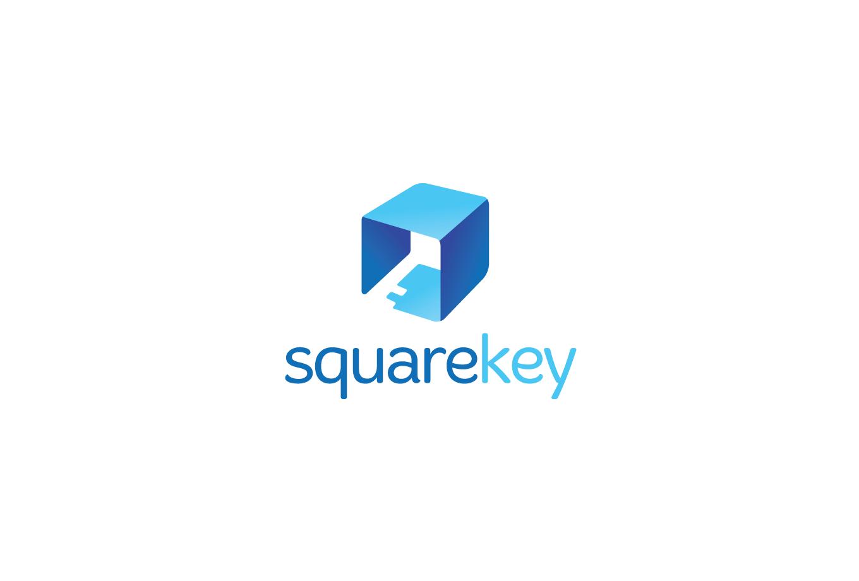 Sold Square Key Logo Design Logo Cowboy