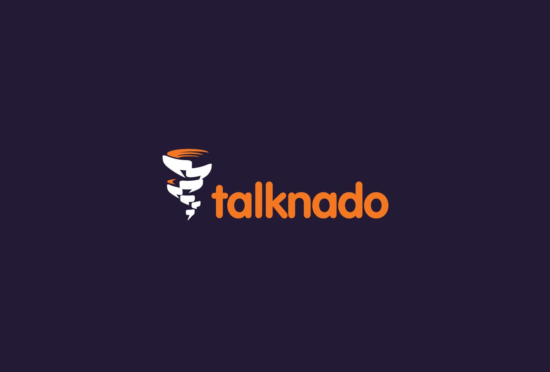 Talknado tornado logo design logo cowboy for Design lago