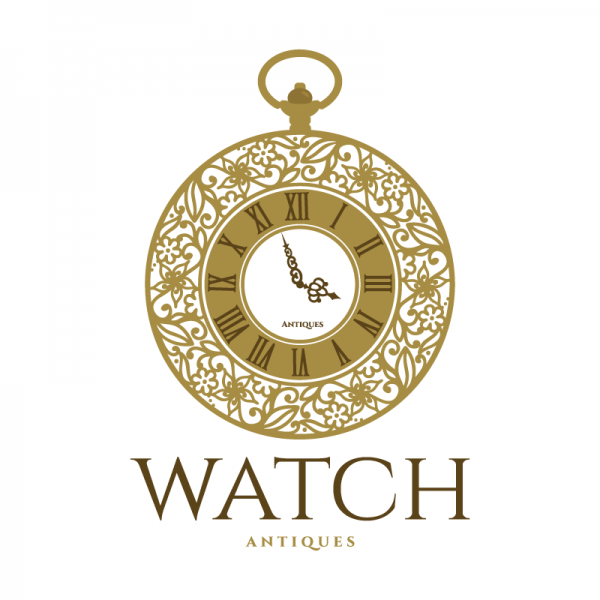 Watch Antiques Logo Design | Logo Cowboy