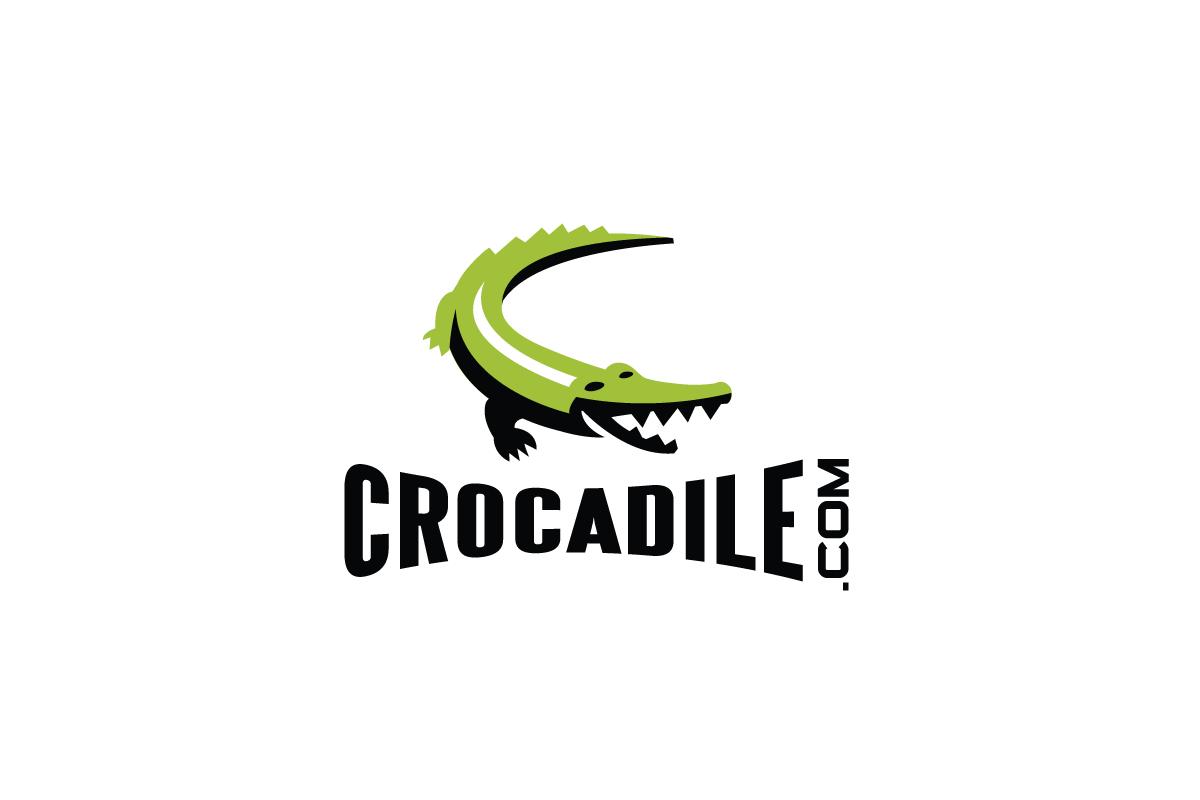 crocadile com and Logo Design