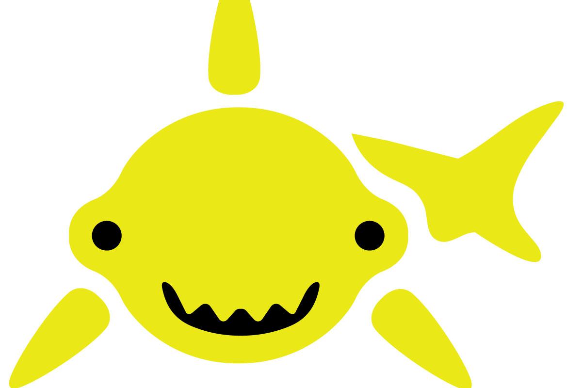 Lemon Shark Toys : Lemon shark logo cowboy