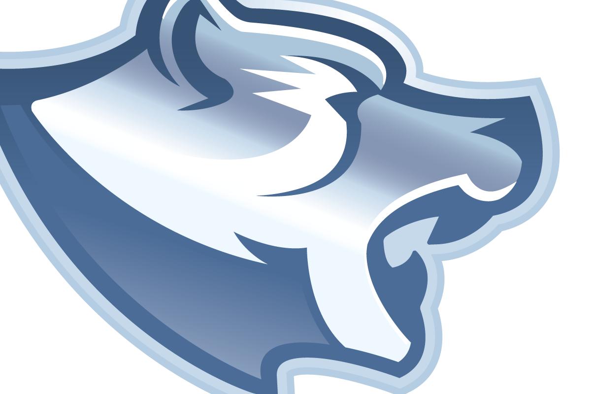 polara polar bear logo design logo cowboy basketball vector logo basketball vector logo