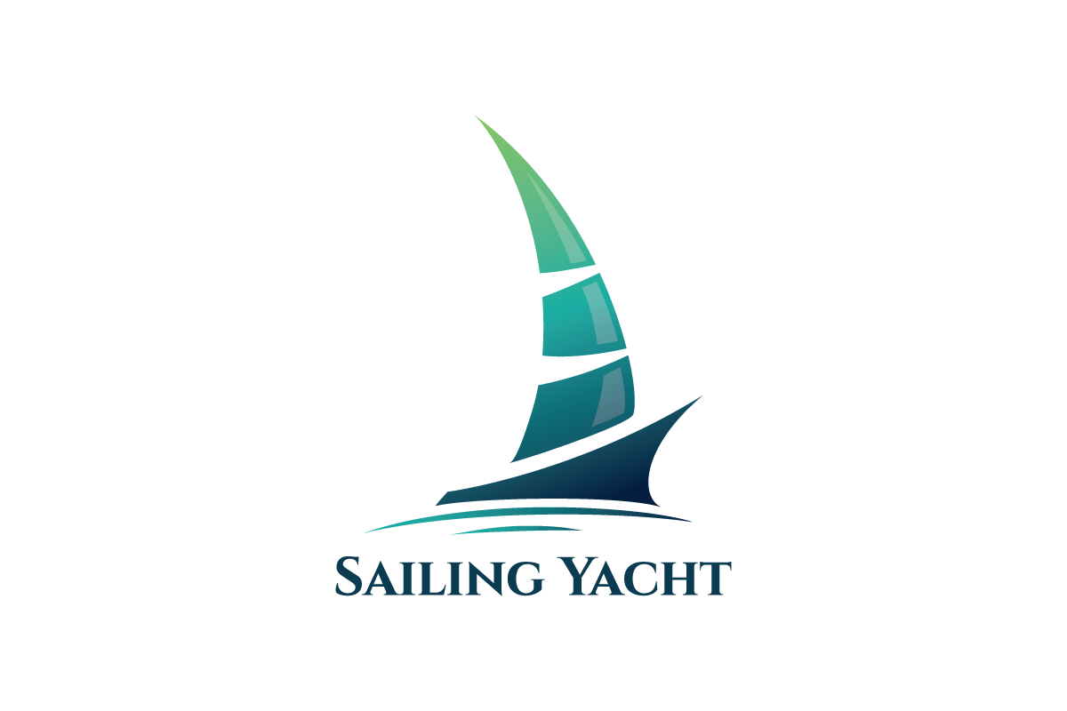 sailing yacht logo design