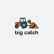 big catch logocowboy