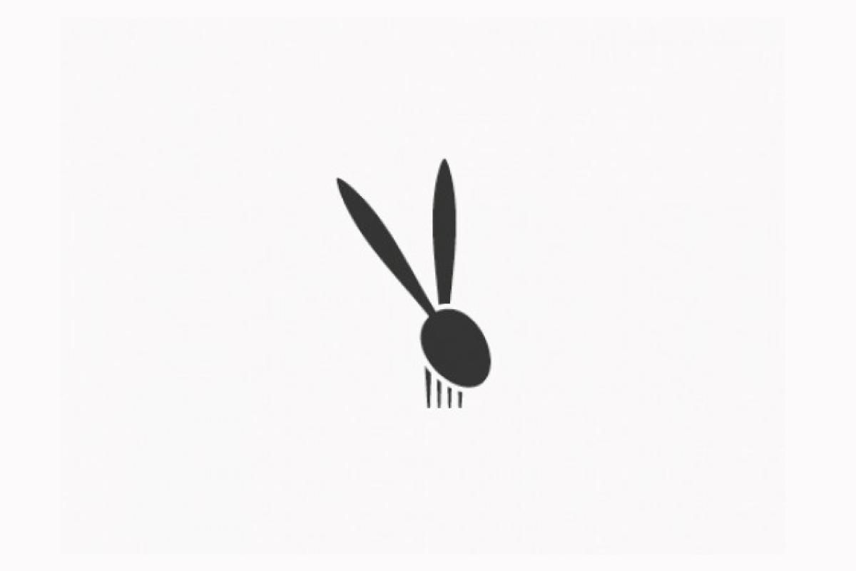 Food Products Rabbit Logo