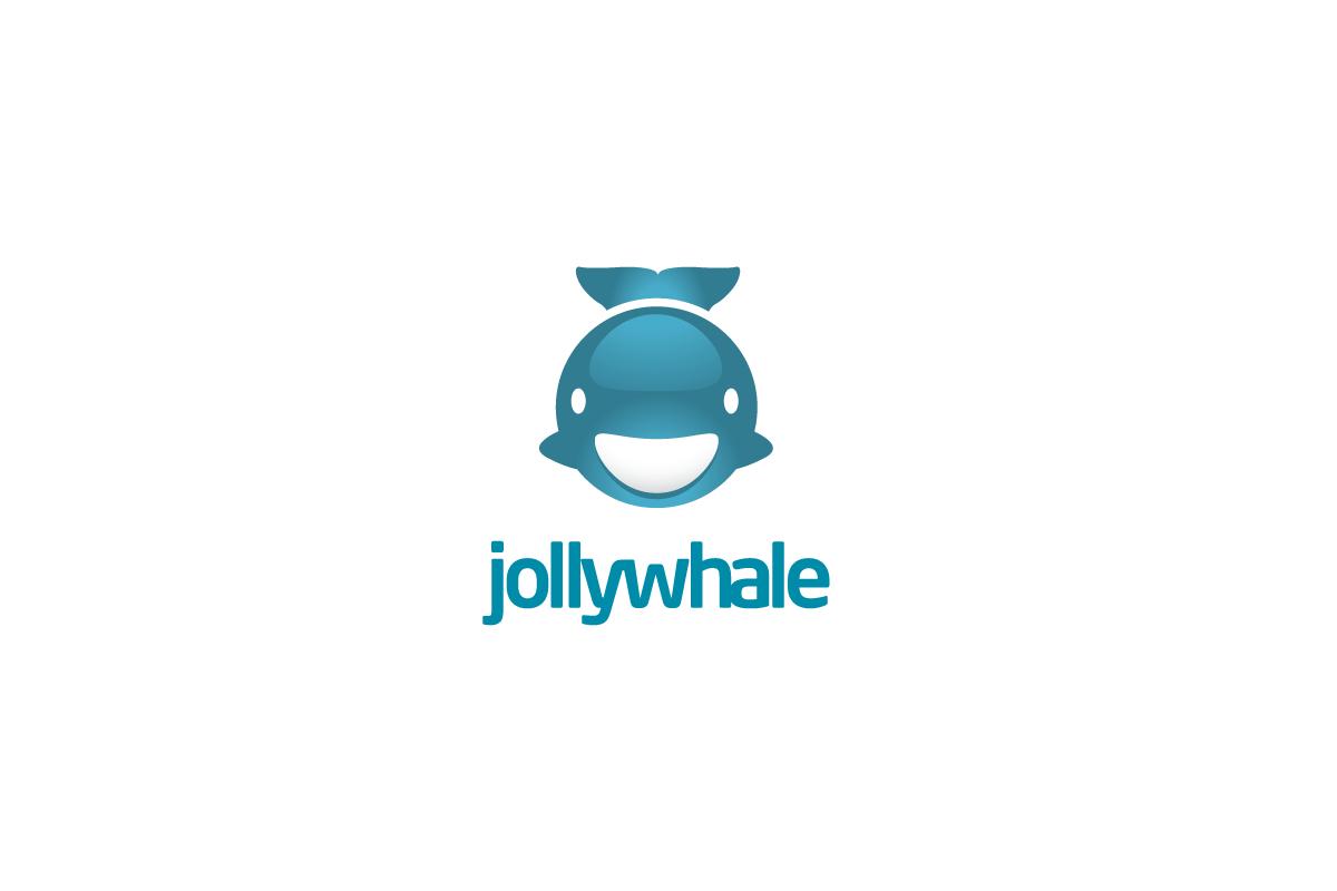 Jolly Whale Logo Cowboy