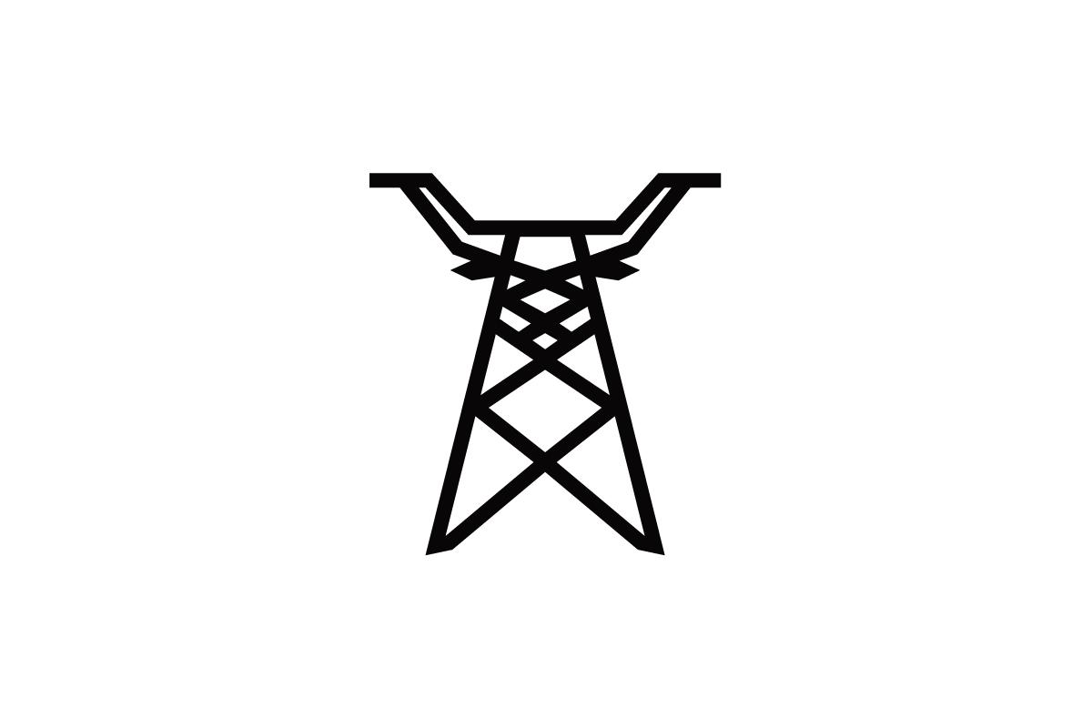 Longhorn Oil Services Bull Derrick Logo Design | Logo Cowboy
