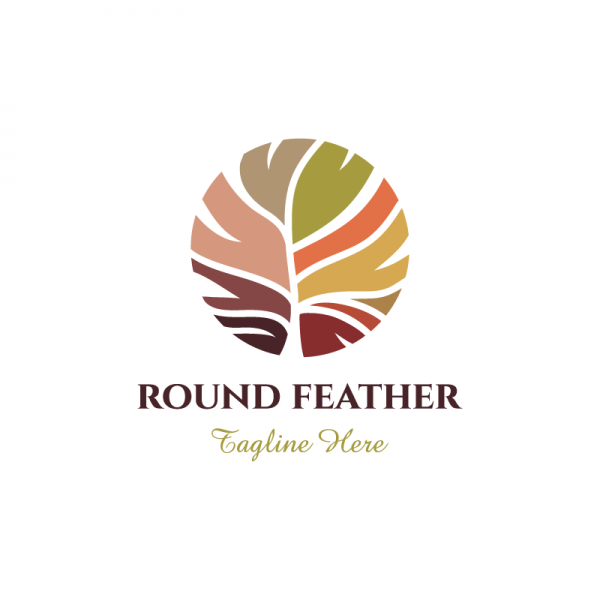 round-feather