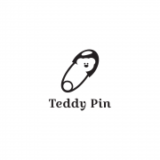 teddy-pin