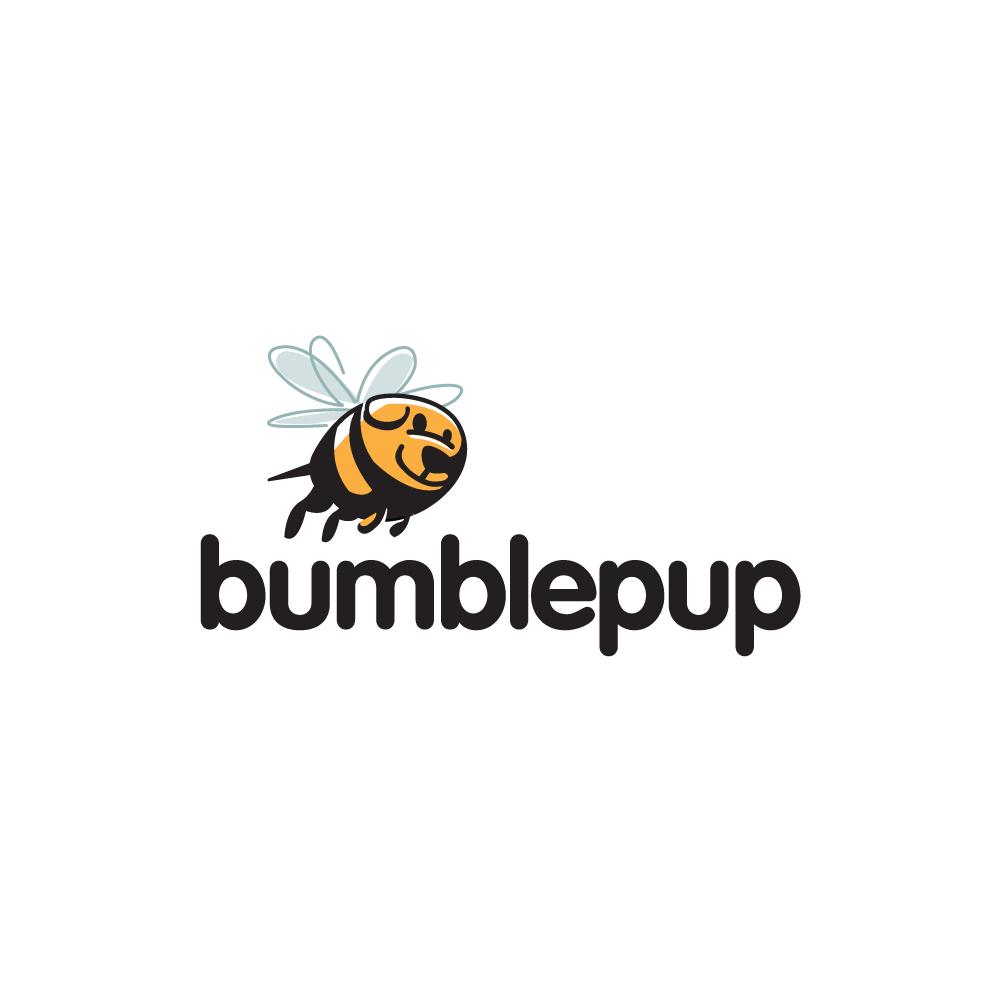 Sold Bumblepup Bumblebee Dog Logo Design Logo Cowboy