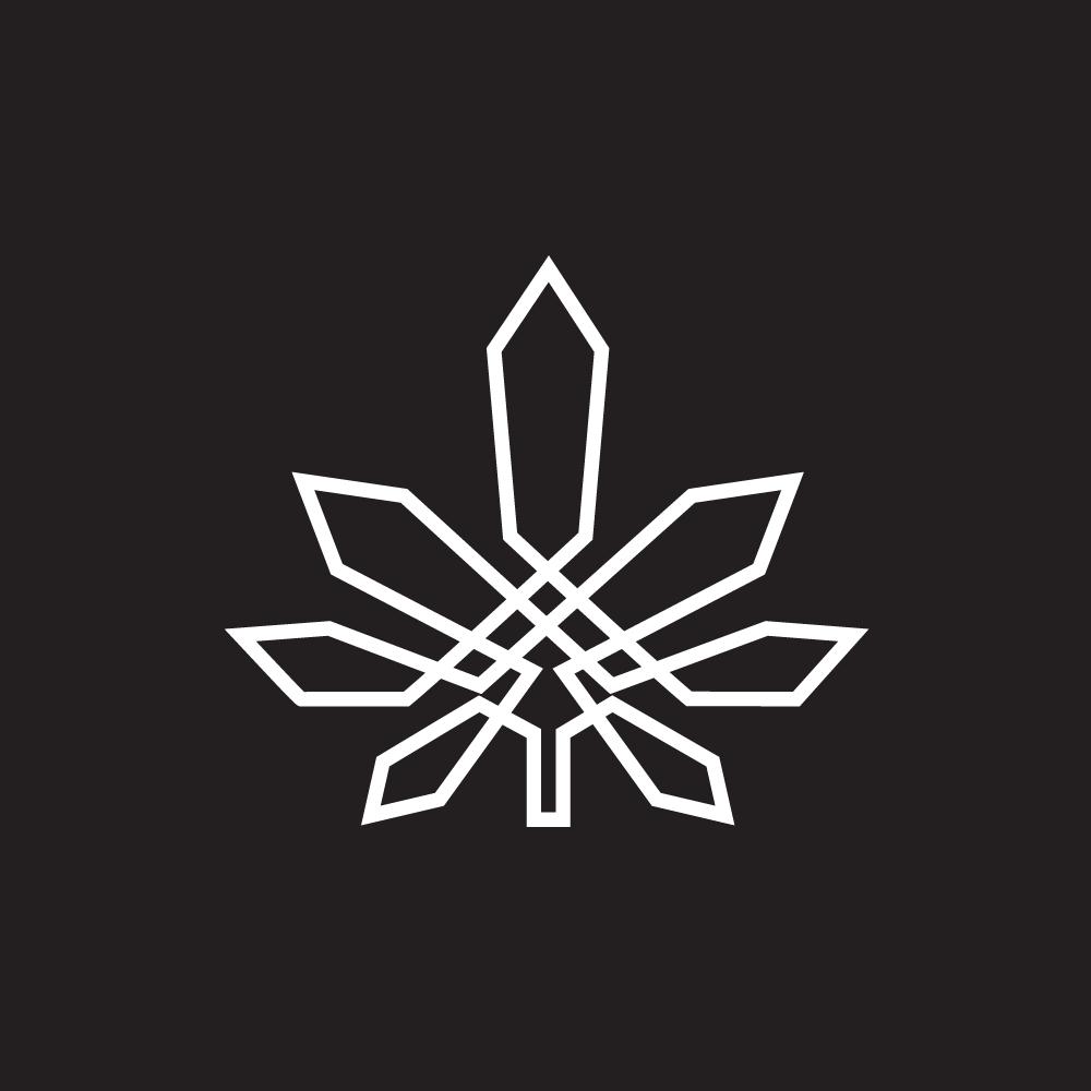Accesspoint marijuana leaf logo design logo cowboy for Decor logo