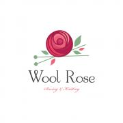 wool-rose