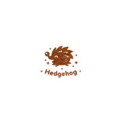 hedgehog logocowboy