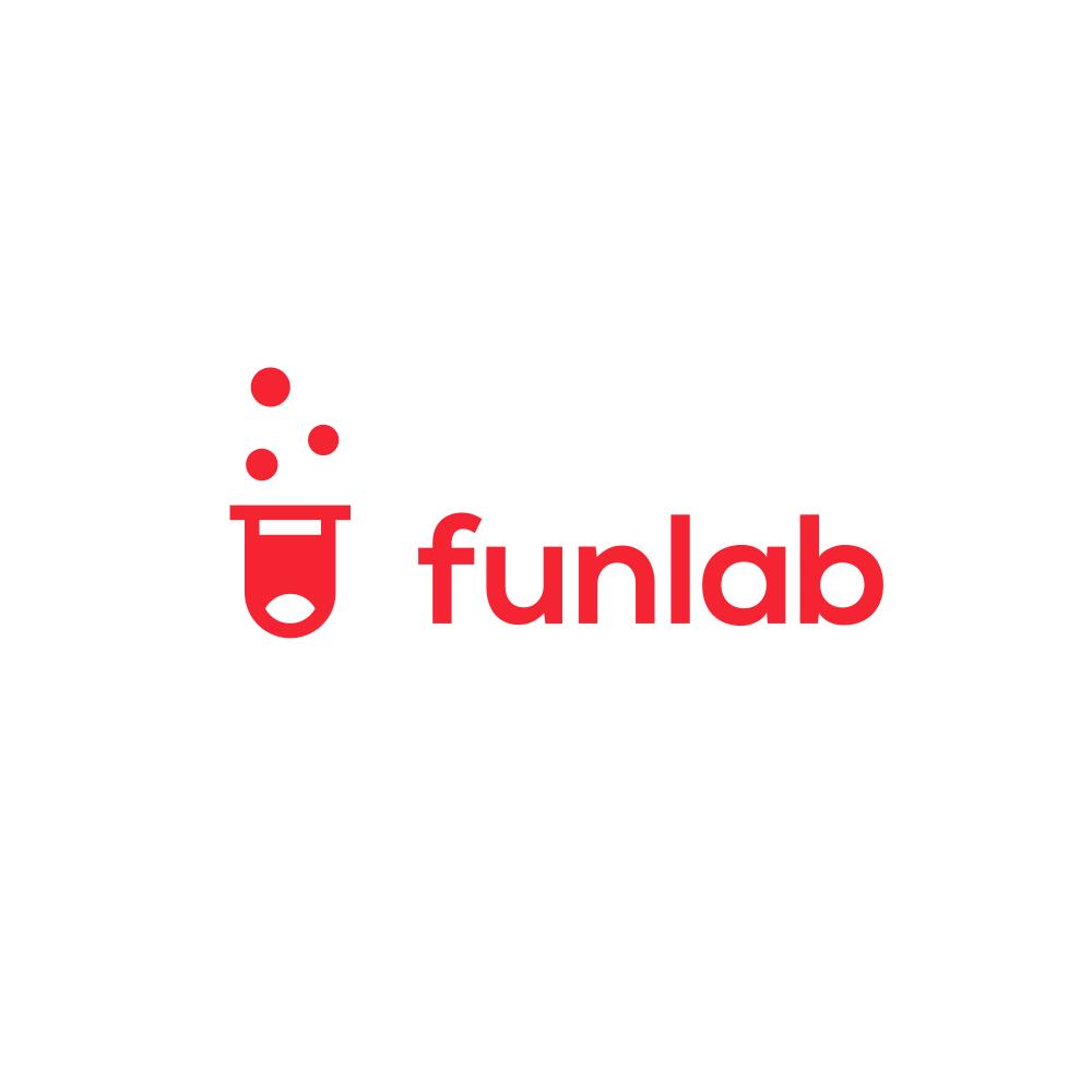 Fun lab logo design logo cowboy for Design lago
