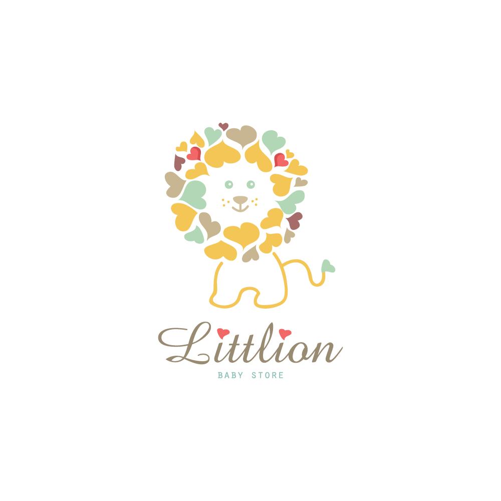 for sale little lion kids shop logo logo cowboy