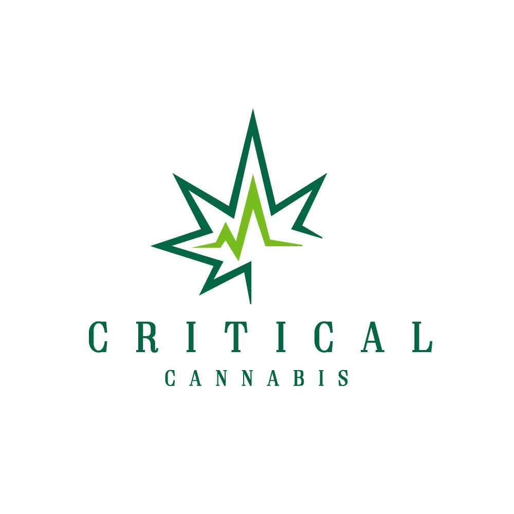 for sale critical cannabis marijuana leaf logo design logo cowboy rh logocowboy com Pot Leaf Designs Pot Leaf Designs