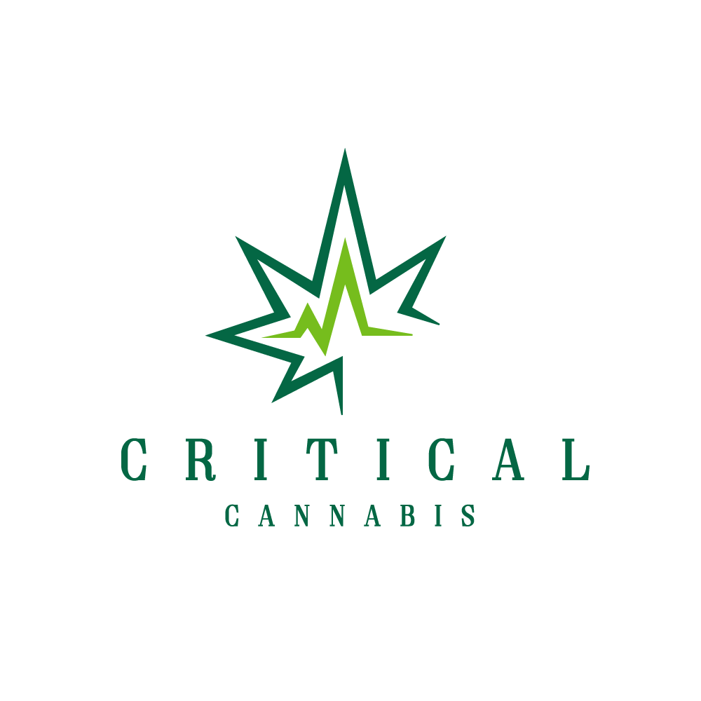 For sale critical cannabis marijuana leaf logo design logo cowboy biocorpaavc