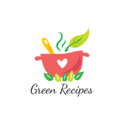 green-recipes-stock-logo-lcb