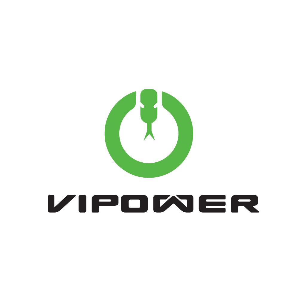 For Sale Vipower Snake Cube Power Symbol Cobra Logo Design Logo