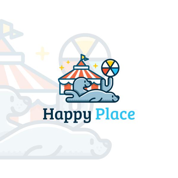 happy place_logocowboy