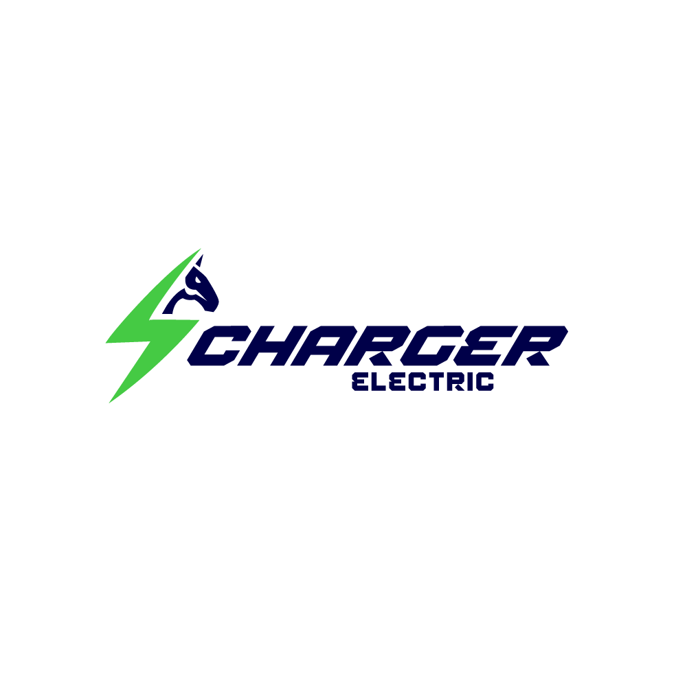 for sale charger electric horse logo logo cowboy