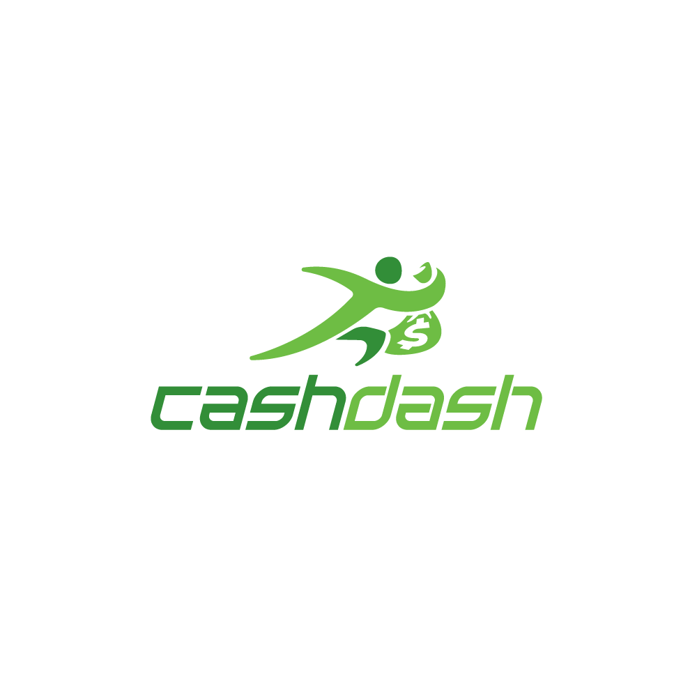 for sale cashdash running money logo logo cowboy