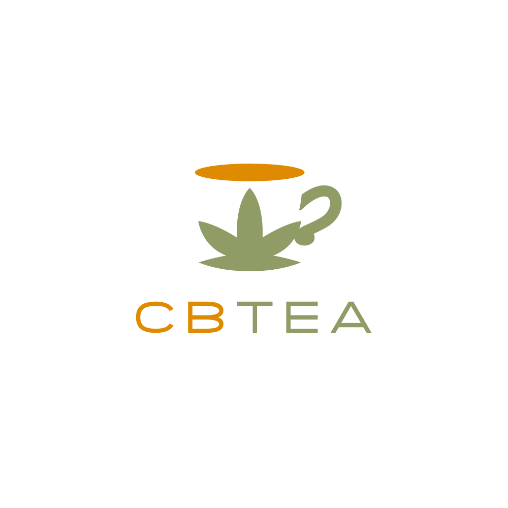 for sale cbtea � leaf tea cup logo design logo cowboy