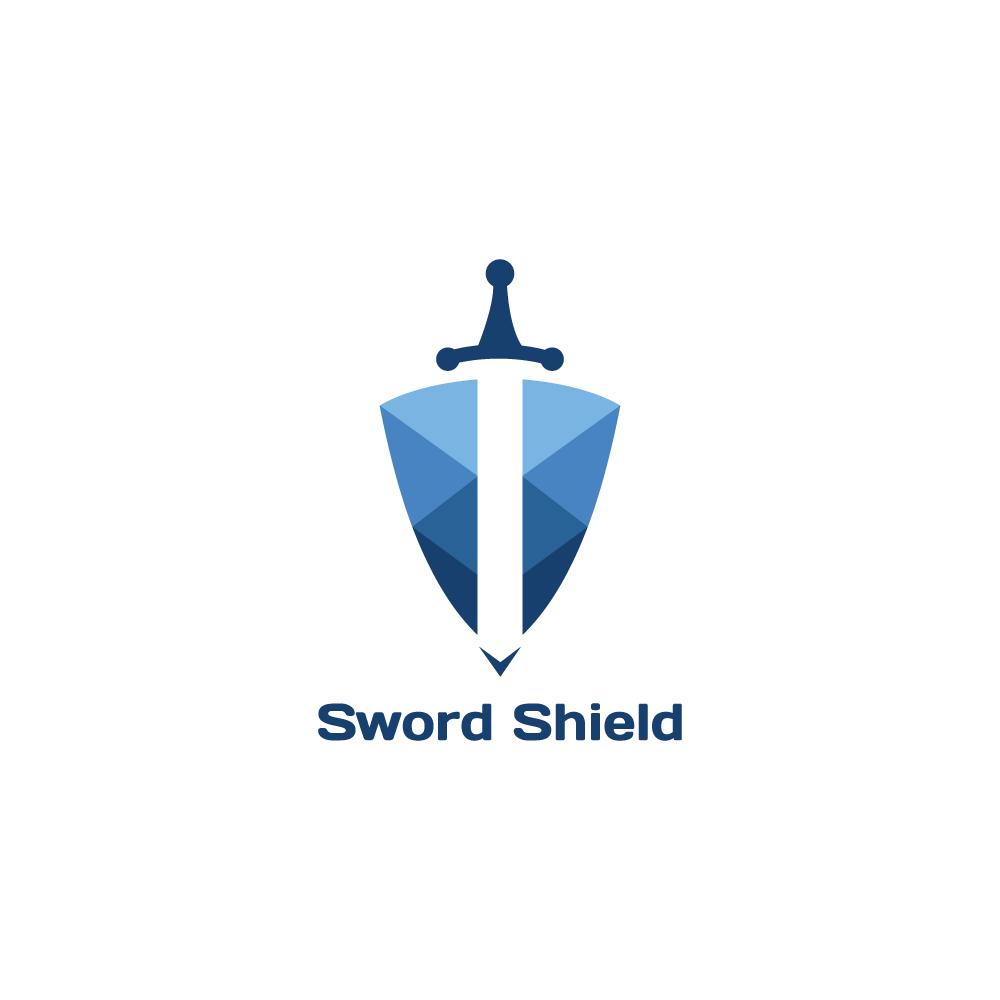 for sale � sword shield logo design logo cowboy
